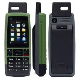 Telefon cu 3 SIM-uri , lanterna si baterie 4200mAh