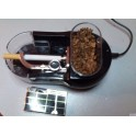 Mini electric filling -rolling machine for tobacco