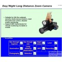 Night Long Distance Zoom Spy Camera