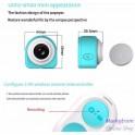 Micro camera spionaj / supraveghere cu WiFi full HD