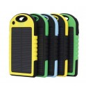 Solar Power Bank - 4000mAh /5V portable solar charger
