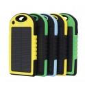Solar Power Bank - 4000mAh /5V portable solar charger