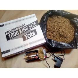 Oferta pachet complet pentru fumatori