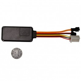 GPS tracker with GSM sim card