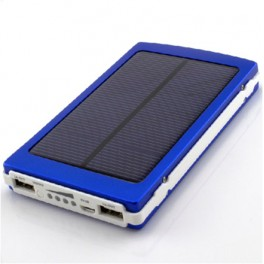 Power Bank solar 20000mAh cu Far si proiector
