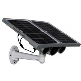 Camera de supraveghere fara fir cu panel solar