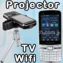 Mfu P780 dual sim cu proiector