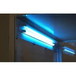 Lampa anti bacteriala cu UV-C pentru laboratoare medicale