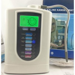 Aparat generator de apa alcalina ionizata