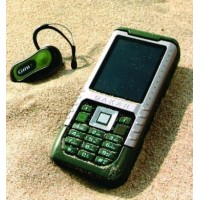 Dakar military dual sim waterproof dustproof