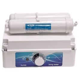 Aparat generator instant de apa alcalina ionizata