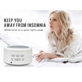 Ultra sound effects machine Help people sleep well