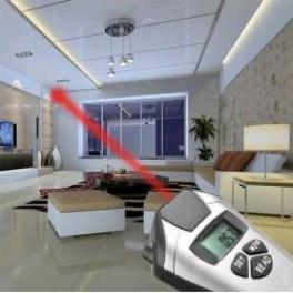 Masurator de distante cu aratator laser
