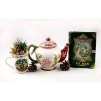 Cadou Set Ceremonia Ceaiului Merry Christmas