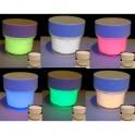 Set 6 culori vopsea UV fluorescenta invizibila