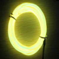 Fir electroluminescent neon flexibil