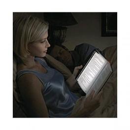 Lampa transparenta pentru citit