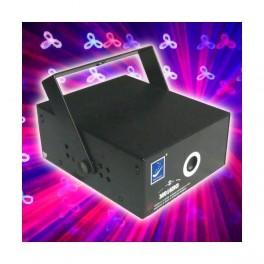 Proiector cu laser puternic cu joc de lumini multicolor