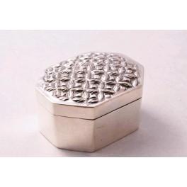 Cutie bijuterii din Argint masiv