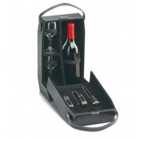 Trusa-Set vin si doua pahare