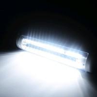 Lampa portabila UV si lanterna cu 32 LED cu acumulator