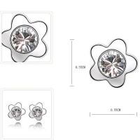 Set bijuterii cu cristale Swarovski Angel