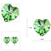 Set bijuterii cu cristale Swarovski Hanging