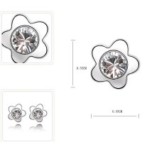 Set Bijuterii cu cristale Swarovski Butterfly