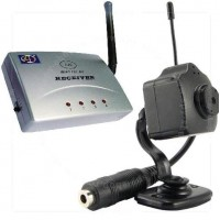MICROCAMERA WIRELESS LONG DISTANC